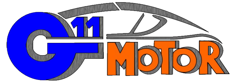 g11 motor logo